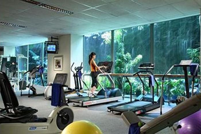 Ascott Jakarta - Fitness Facility