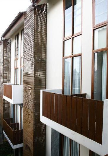 Rasuna Mansion Jakarta - Terrace/Patio
