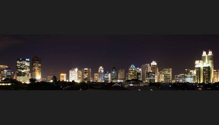 Rasuna Mansion Jakarta - City View