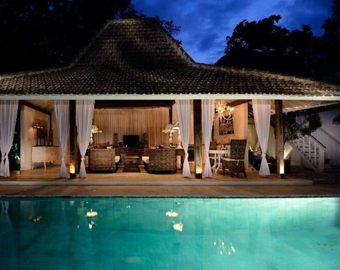 OAZIA Spa Villas Bali - Family Dining