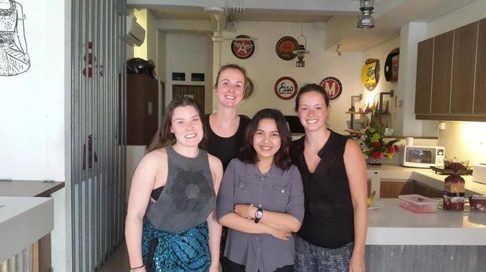 The Packer Lodge Yogyakarta - Hostel Yogyakarta - Lobby Lounge