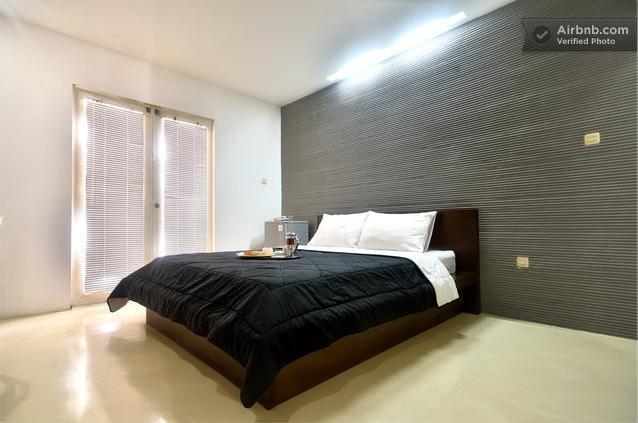 FLAT06 minimalist residence Jakarta - Kamar Deluxe