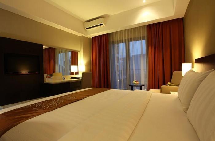 Soll Marina Hotel Bangka - Deluxe Room