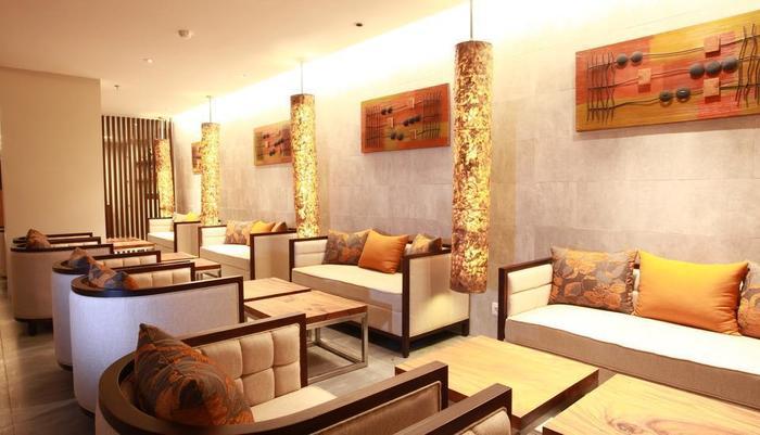 Soll Marina Hotel Bangka - Chill's Bar