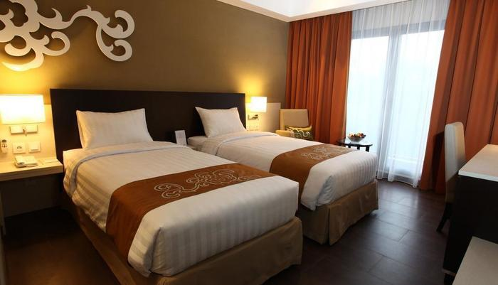 Soll Marina Hotel Bangka - Superior Twin Bed