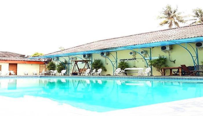 Sriwedari Hotel Yogyakarta - Swimming Pool