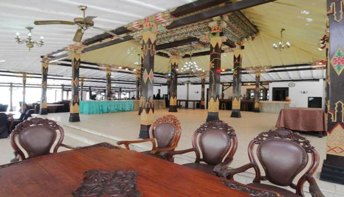 Sriwedari Hotel Yogyakarta - Restaurant