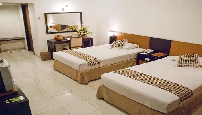 Sriwedari Hotel Yogyakarta - Deluxe Room