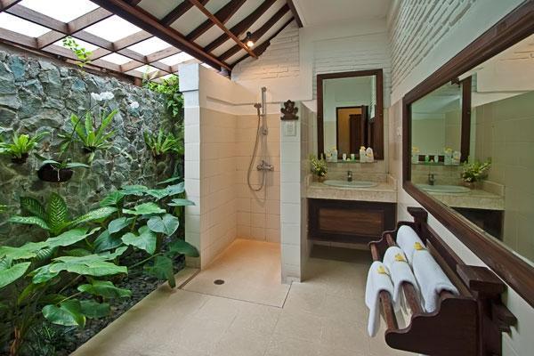 Alam Sari Keliki Ubud - Kamar mandi