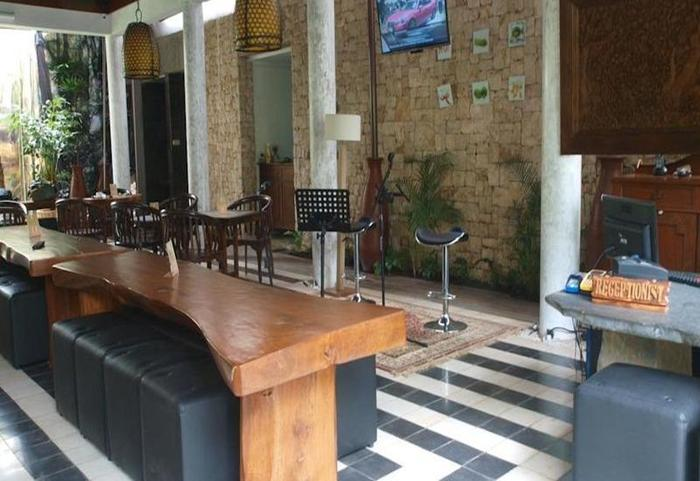 Flores Gallery Hotel Bandung - Lobi
