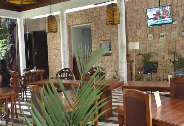 Flores Gallery Hotel Bandung - Restoran