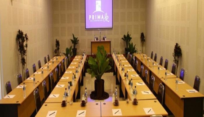 Prima SR Hotel & Convention  Yogyakarta - Ruang Rapat