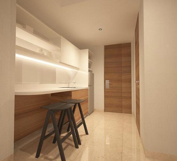 Wing Hotel Kualanamu Medan - Dapur mini