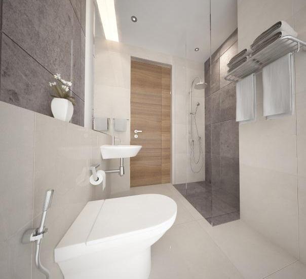 Wing Hotel Kualanamu Medan - Toilet dan kamar mandi