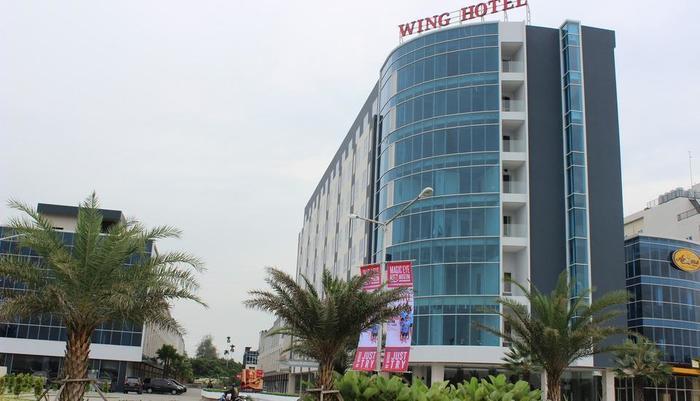 Wing Hotel Kualanamu Medan - Gedung Hotel