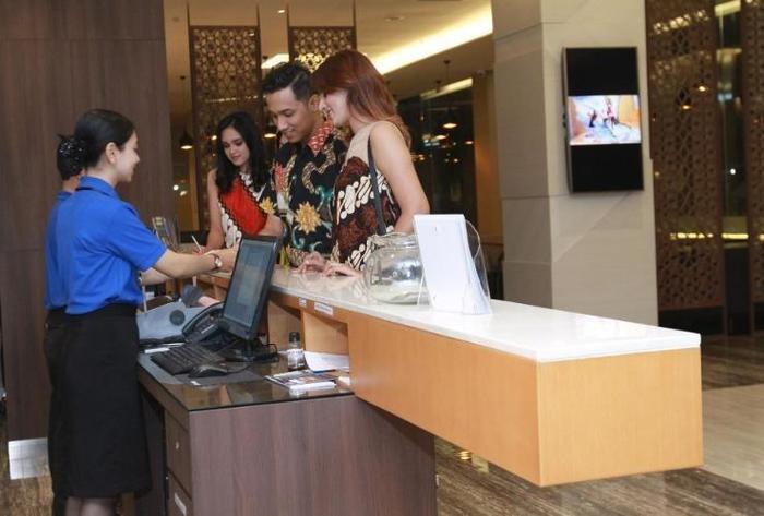 Wing Hotel & Residence Kualanamu Medan - FO