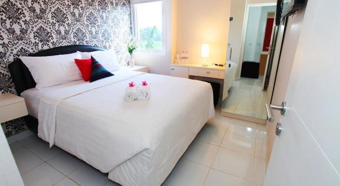 Aerofans Inn Tangerang - Kamar Tamu