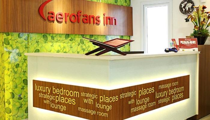 De Green Inn @aeropolis Tangerang - Lobi