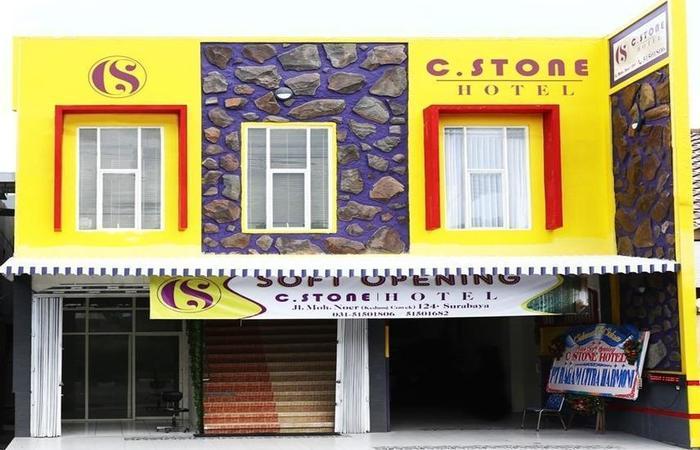 Keterangan Hotel C Stone
