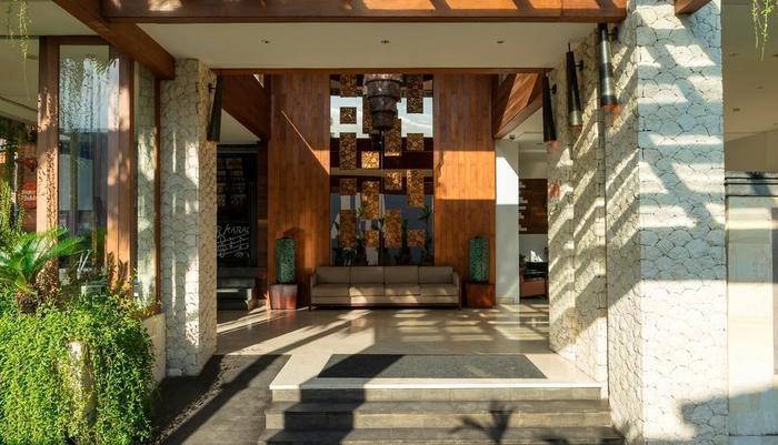 Swiss-Belhotel Petitenget - Lobby