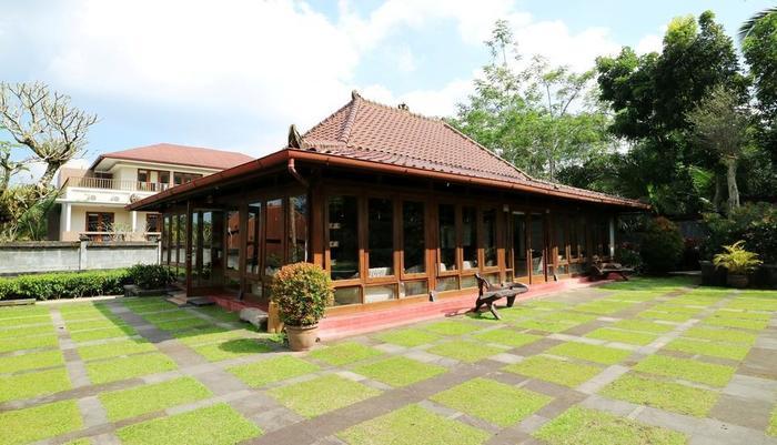 The Cangkringan Jogja Villas & Spa Yogyakarta - Garden