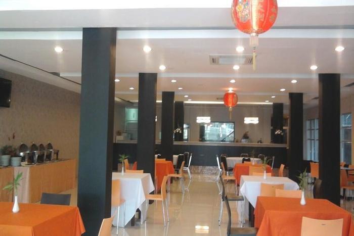 City Hotel Balikpapan - Restoran