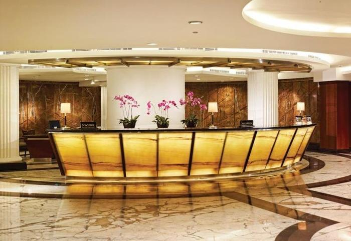 Grand Royal Panghegar Bandung - Receptionist