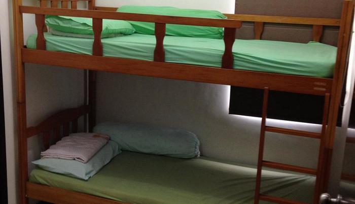 Apartement Mediterania 2 Tanjung Duren - Kamar 2