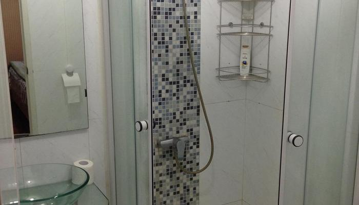 Apartement Mediterania 2 Tanjung Duren - Toilet