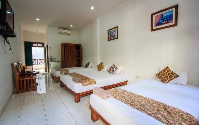 Melati View Hotel Bali - Family Room
