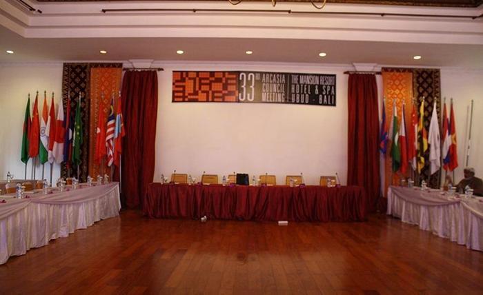 Baliwood Resort Ubud - Ruang Rapat
