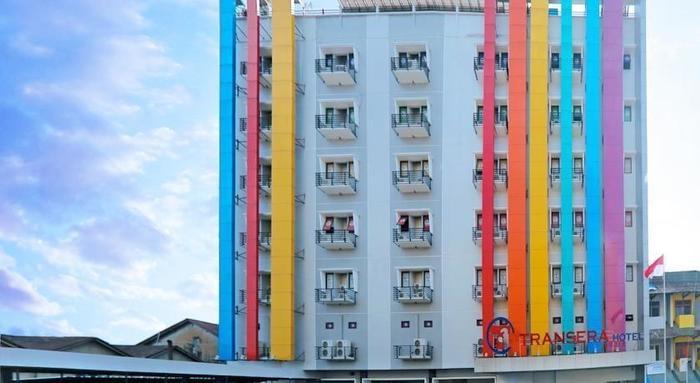 Transera Hotel Pontianak - Tampilan Luar Hotel