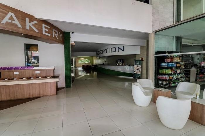 NIDA Rooms Pangkalan Raya Bogor - Pemandangan Area
