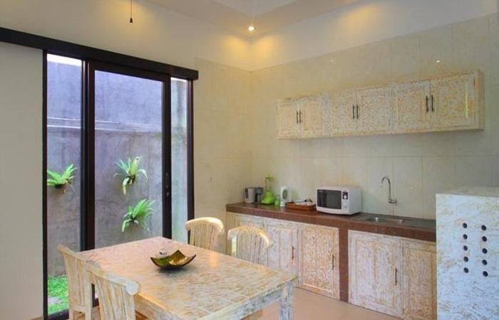Alam Sembuwuk Bali - Dapur