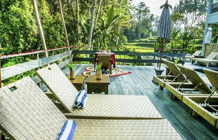 Alam Sembuwuk Bali - Kolam Renang