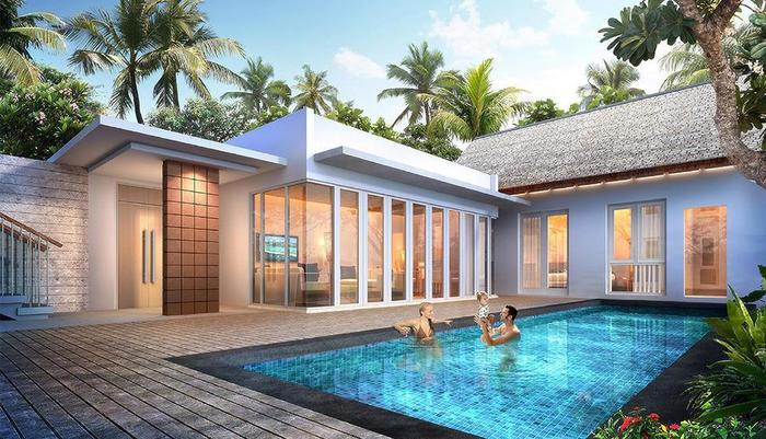 Gammara Hotel Makassar Makassar - Cottage 2 Bed + Private Pool
