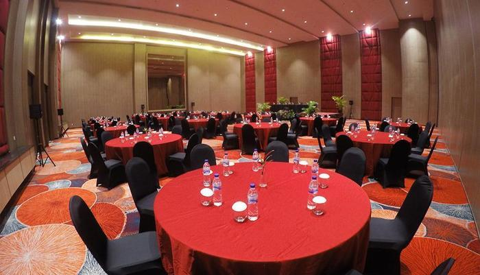 Gammara Hotel Makassar Makassar - Eboni Ballroom