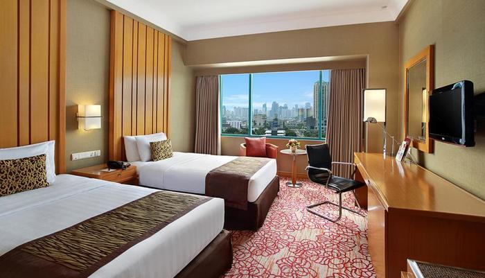 Hotel Ciputra Jakarta - Deluxe Twin Bed