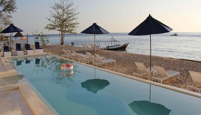 Seri Resort Gili Meno Lombok - Kolam Renang