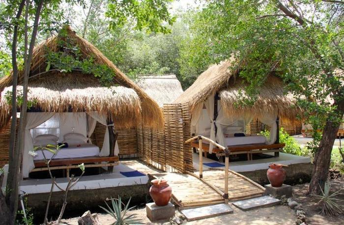 Seri Resort Gili Meno Lombok - BALE HUT