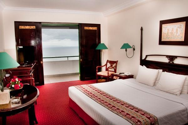 Inna Grand Bali Beach Bali - Double Bed Deluxe Tower Wing