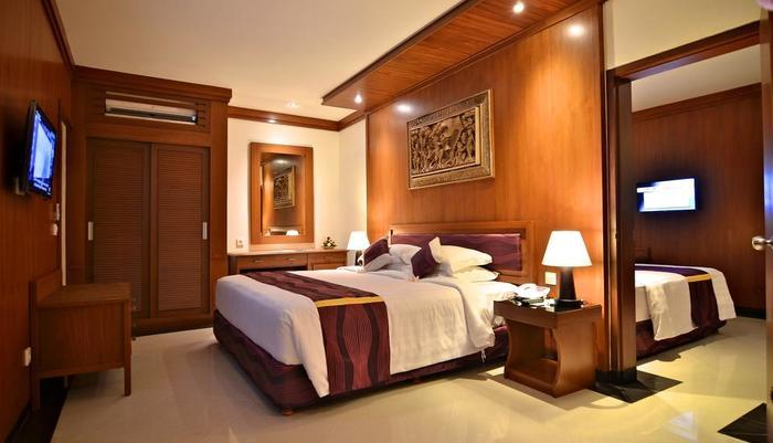 Inna Grand Bali Beach Bali - Deluxe Double Bed 2 Cottage Inna GBB