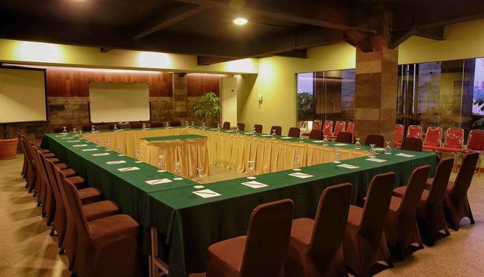 Bali World Hotel Bandung - Ruang Meeting
