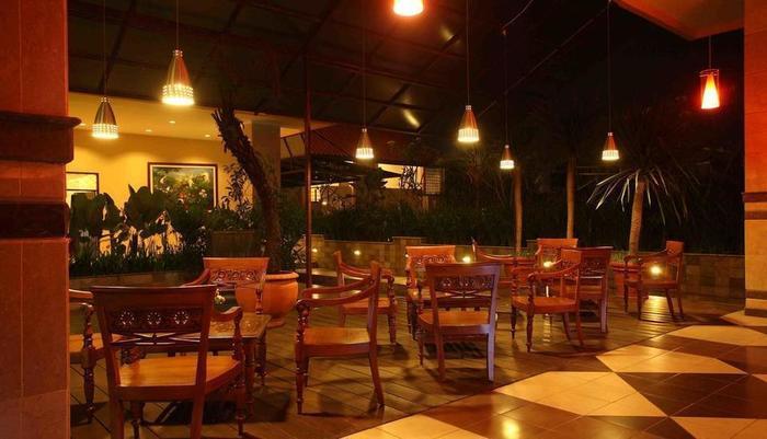 Bali World Hotel Bandung - Restaurant