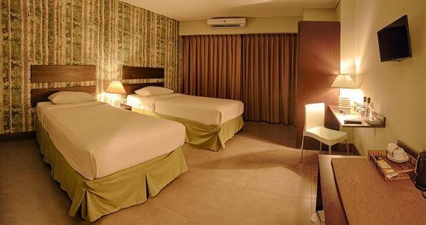 Bali World Hotel Bandung - Standard Room (twin bed only)