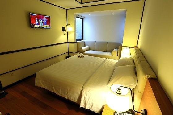 Namin Dago Hotel Bandung - Kamar Tempat Tidur Double