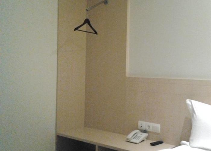 Hotel Zodiak Asia Afrika Bandung - Kamar tidur