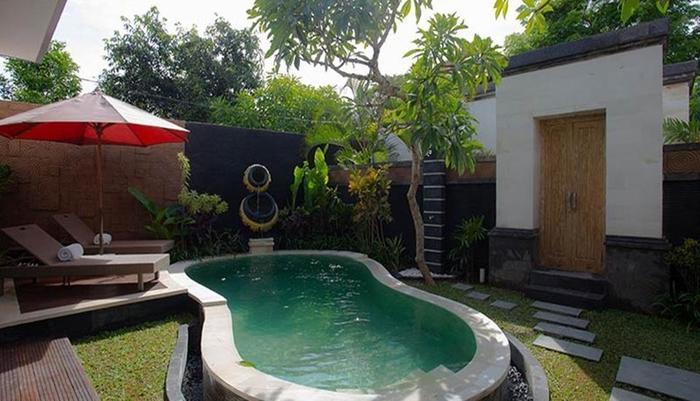 Kayu Suar Bali Luxury Villas and Spa Bali - Kolam Renang