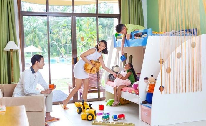 HARRIS Waterfront Batam - Kamar Keluarga