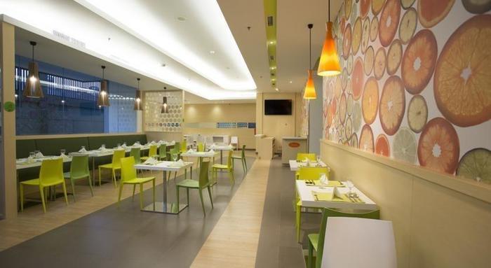 Zest Hotel Jemursari Surabaya - Restoran